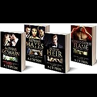Bear Shifter Billionaire: Four Book Alpha Romance Bundle (English Edition)