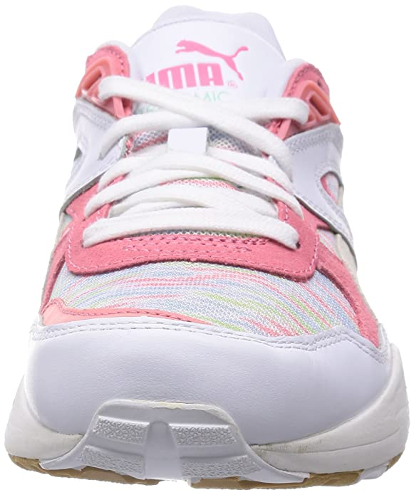 Puma R698 Trinomic Coastal, Baskets mode femme (38): Amazon