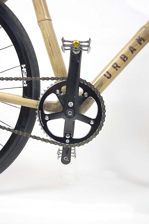 URBAM Bambusfahrrad - Fixie/Single speed \