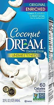 Coconut Dream Enriched Original Unsweetened Coconut Milk