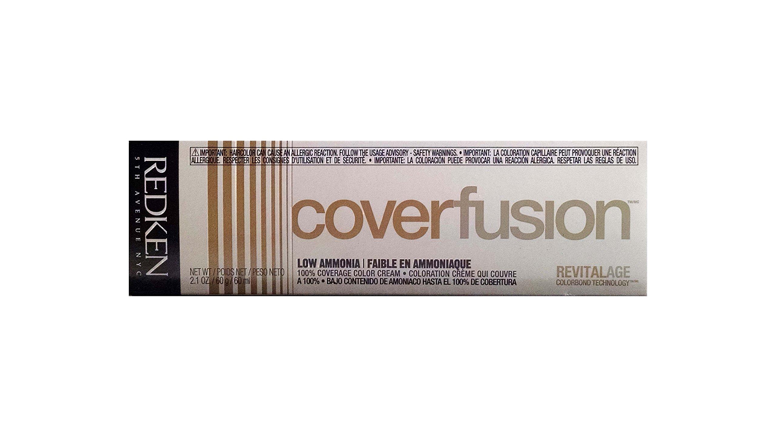 Amazon Redken Cover Fusion Hair Color 9ngi Standard Hair