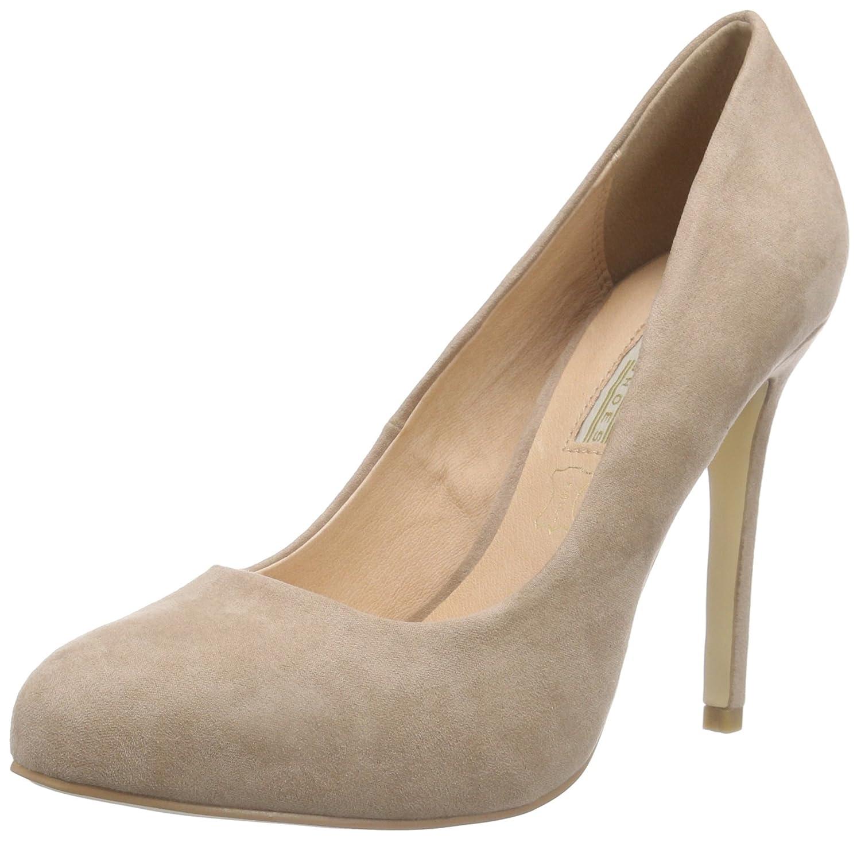 Buffalo London 112-1211 SILK LEATHER amazon-shoes beige Pelle Falsa Línea Barata m8XqAY08