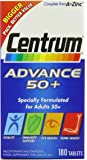 Centrum Advance 50 Plus - Pack of 180