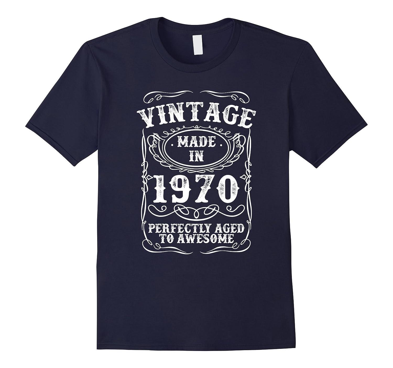 Vintage Made in 1970 Novelty T-Shirt-PL