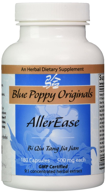 Blue Poppy – Aller Ease 180 caps 500mg