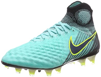 Nike Magista Obra II Fg, Scarpe da Calcio Donna, Blu (Light ...