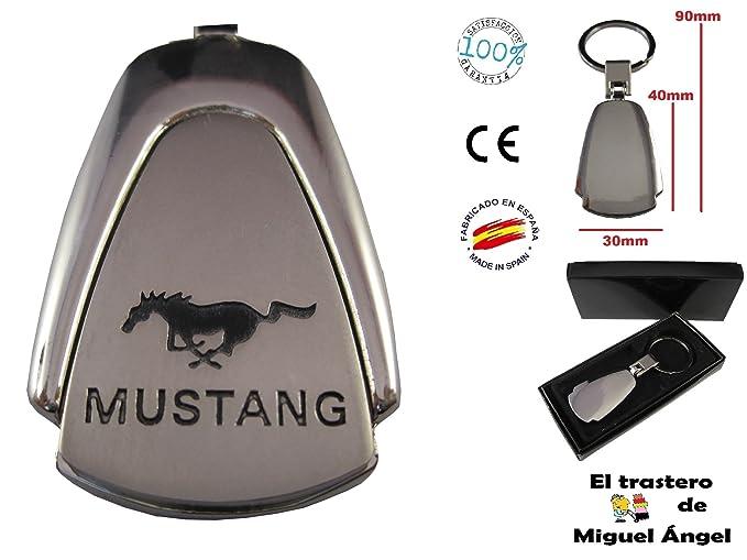 Llavero de coche compatible con Mustang lla013-35