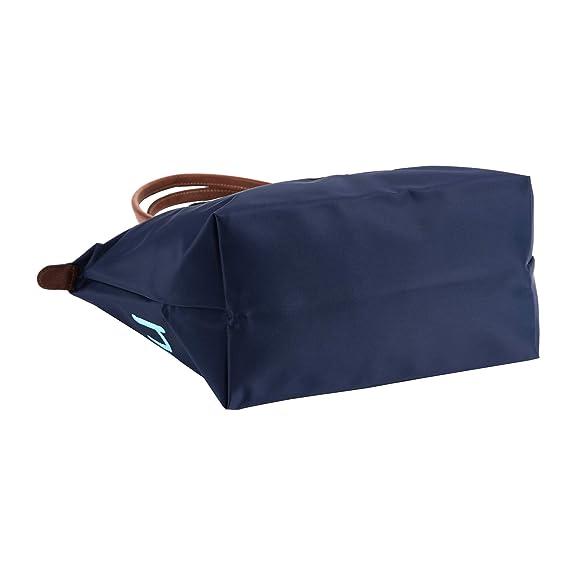 081cc477666b Amazon | [ロンシャン] トートバッグ レディース LONGCHAMP 2605 576 Y90 ネイビー マルチ [並行輸入品] |  LONGCHAMP(ロンシャン) | トートバッグ