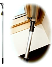 Decorazioni per finestre casa e cucina tendine tende for Finestre velux amazon