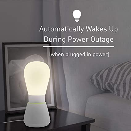 Amazon.com: Securityman - Luz de noche para bebé, portátil ...
