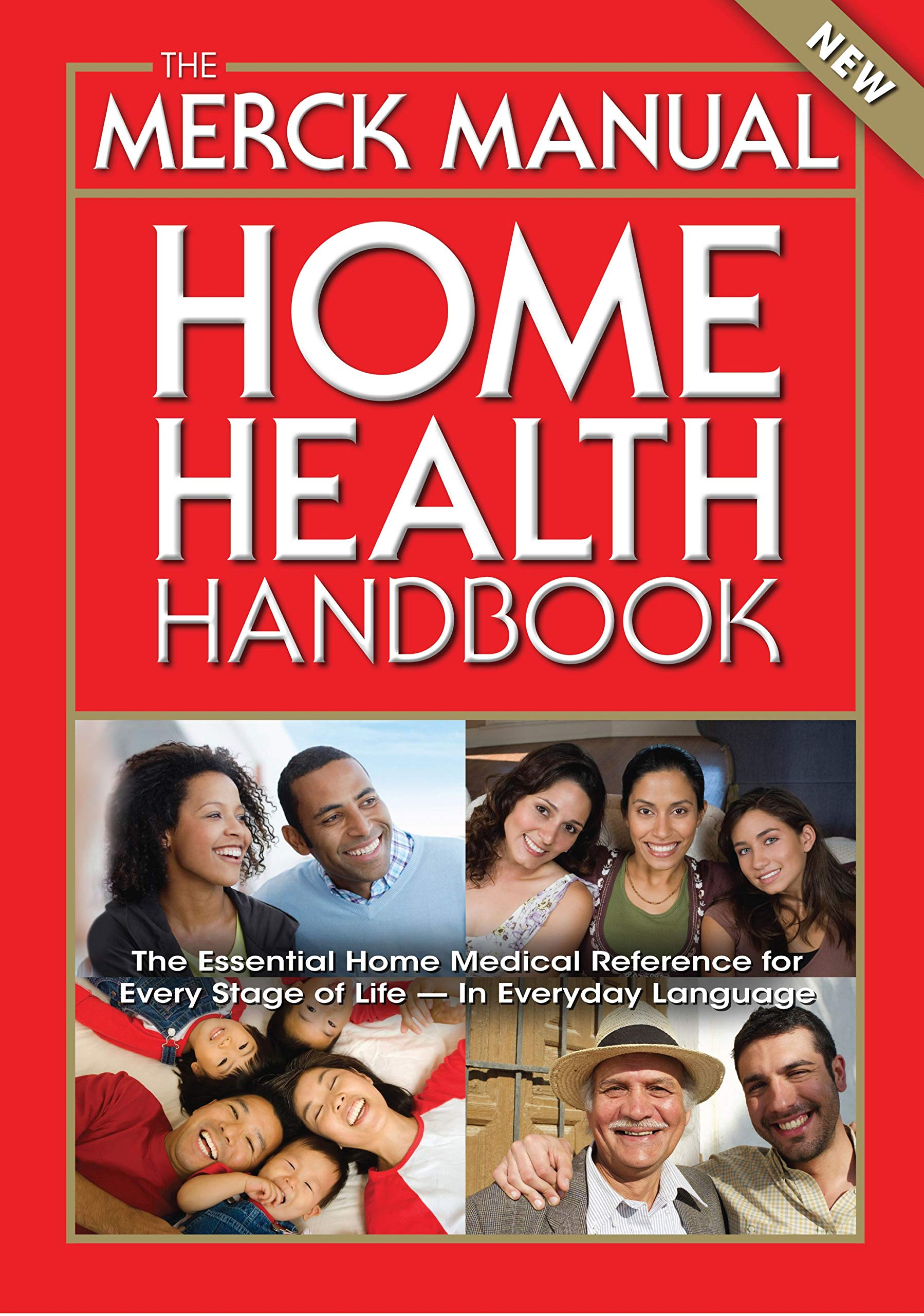 The Merck Manual Home Health Handbook: Third Home Edition: Robert Porter:  9780911910308: Amazon.com: Books
