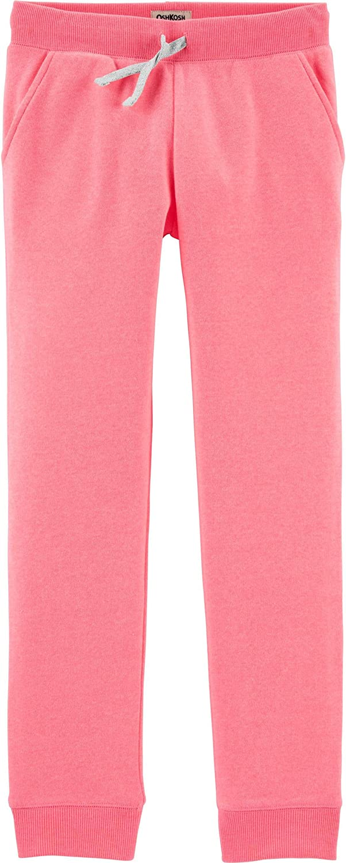 OshKosh B'Gosh Girls' Logo Pant: Clothing