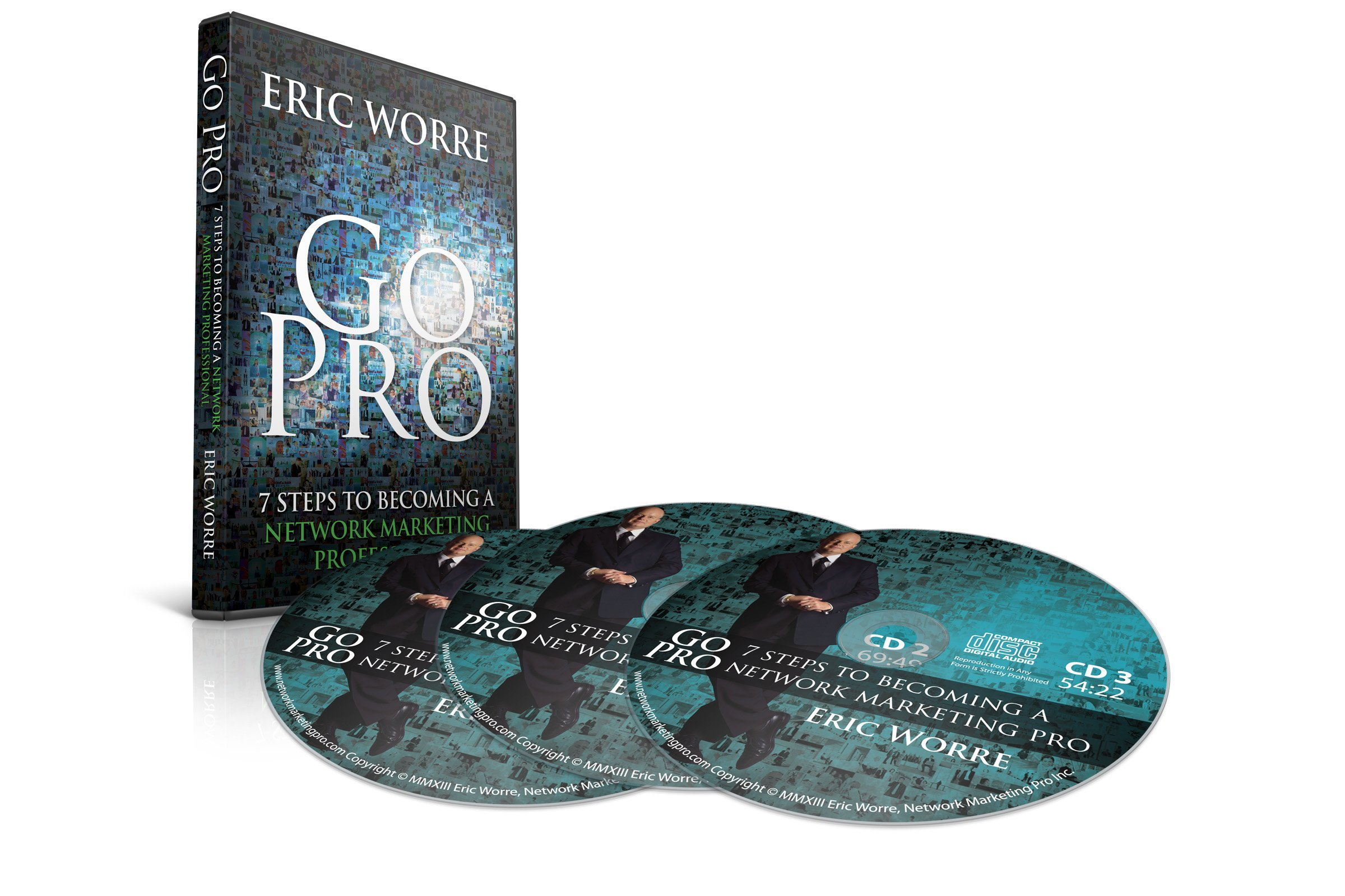 Go pro 7 steps to becoming a network marketing professional 3 cd go pro 7 steps to becoming a network marketing professional 3 cd audiobook eric worre 8601400876022 amazon books fandeluxe Gallery