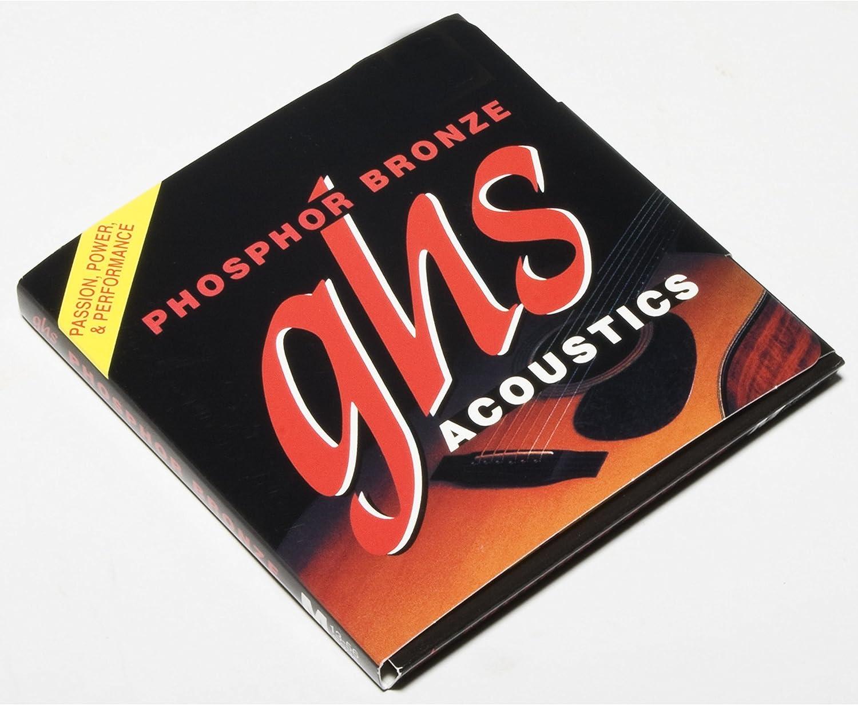 0 GHS juego de cuerdas para guitarra acústica 12 cuerdas 11-48
