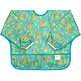 Bumkins Disney Baby Waterproof Sleeved Bib, Lion King Simba (6-24 Months)