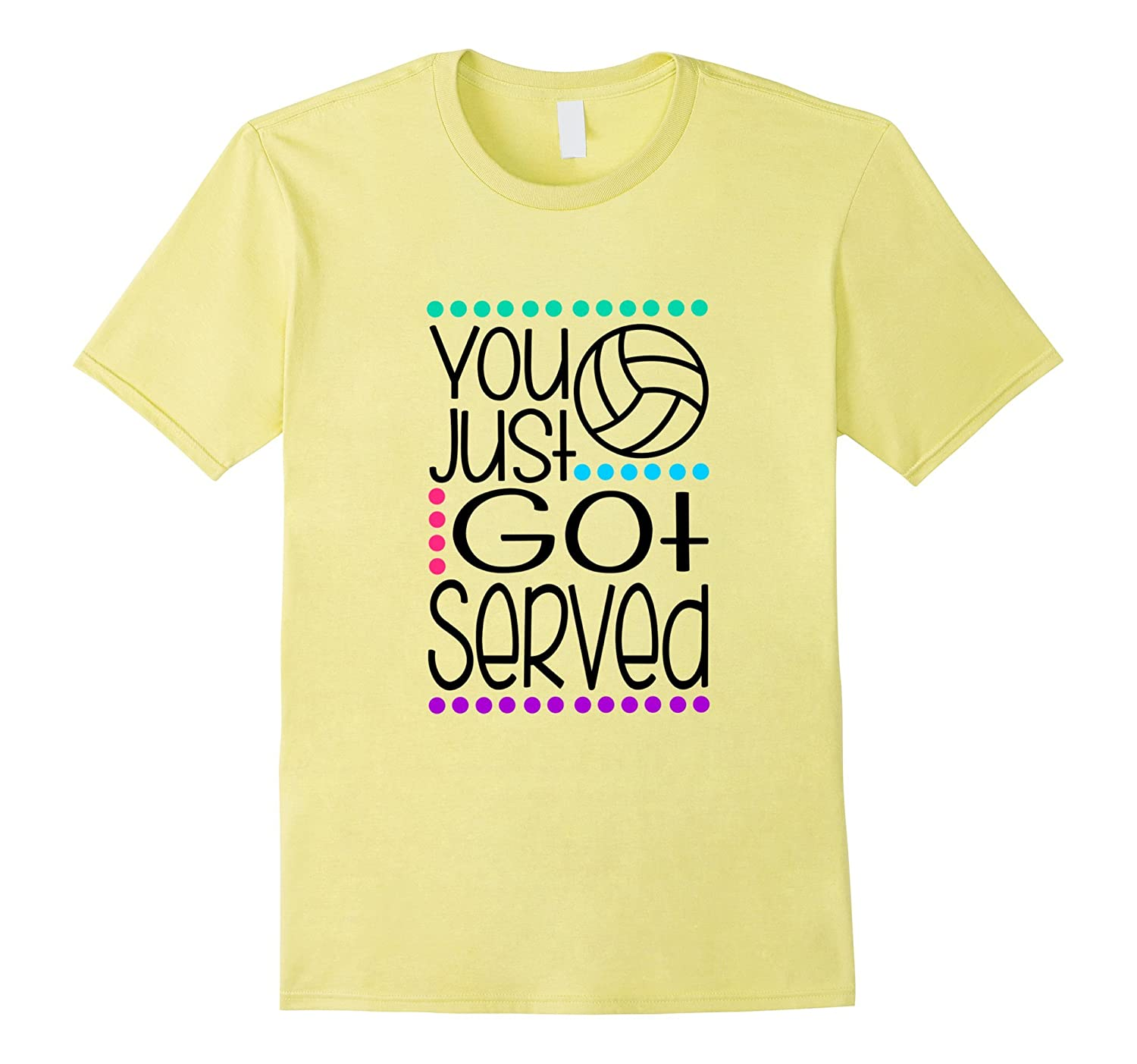 You Just Got Served Classic Fit TShirt-PL