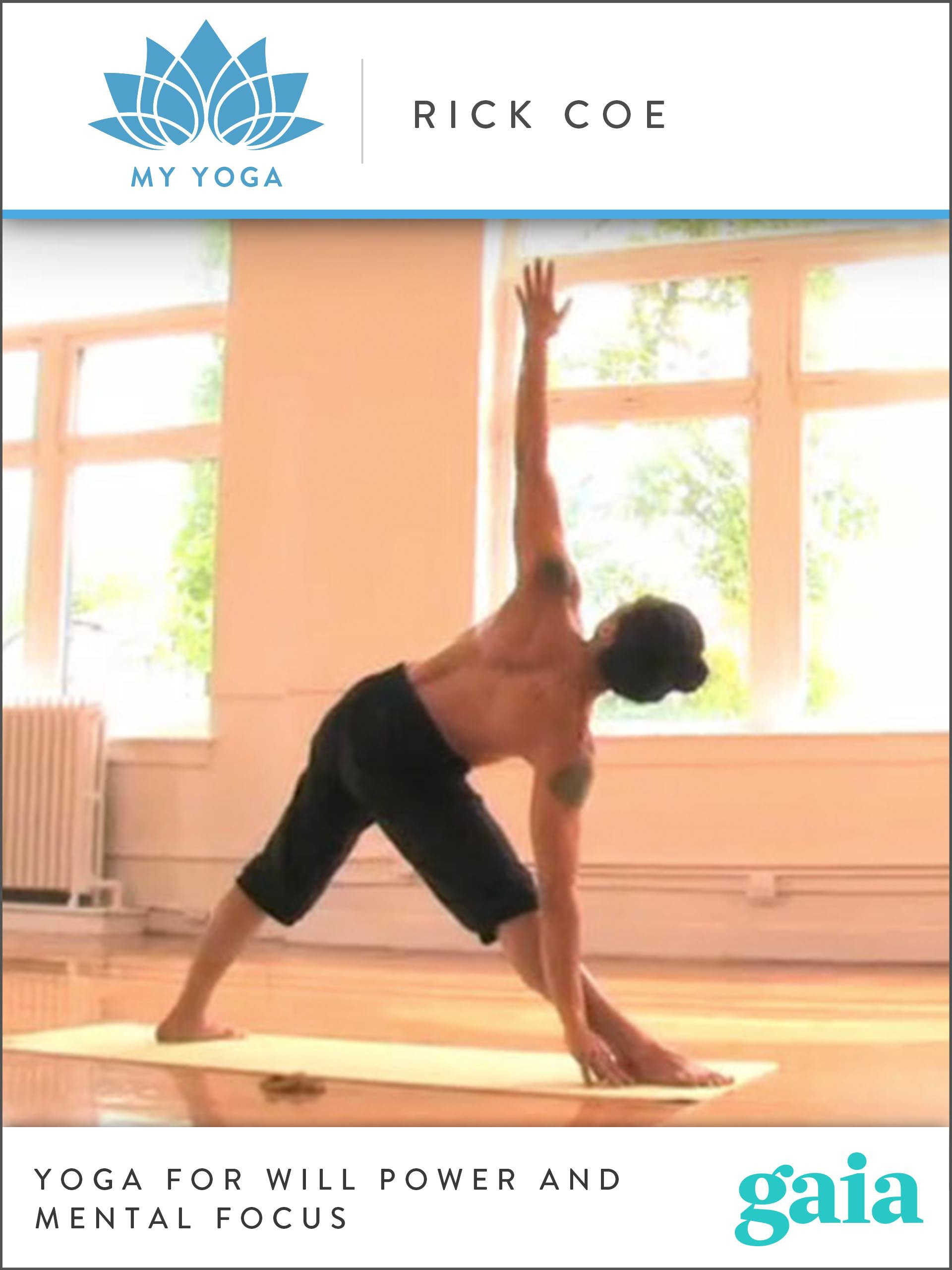 Amazon.com: Yoga for Will Power and Mental Focus: Jesse ...