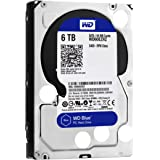 【Amazon.co.jp限定】WD HDD 内蔵ハードディスク 3.5インチ 6TB WD Blue WD60EZRZ/AFP SATA3.0 5400rpm 2年6ヶ月保証 (FFP)