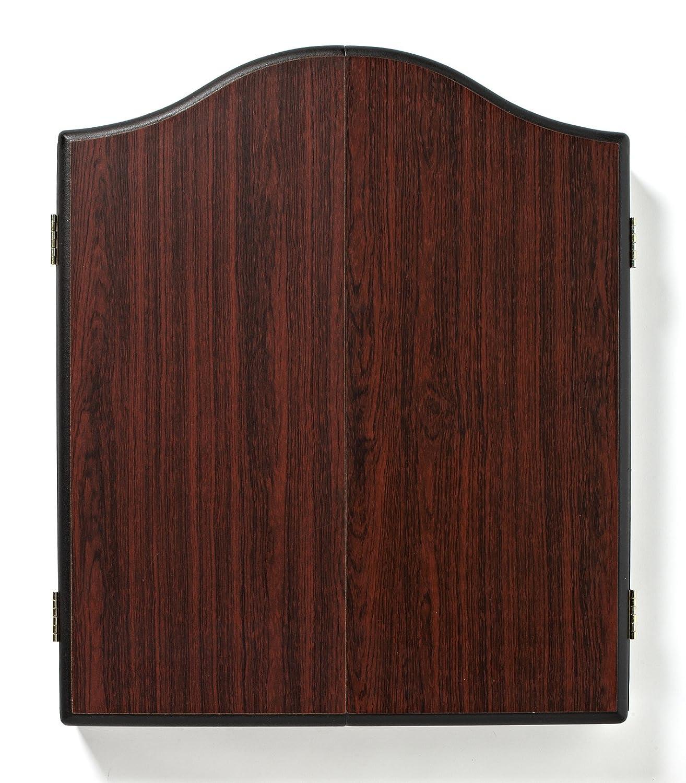 Winmau Dartboard Cabinet Bristle Darts Board Classic Cabinets Assorted Colour