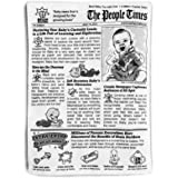 People Times: Crinkle Newspaper