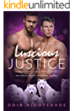 Luscious Justice: A Paranormal Mpreg Gay Romance (The Omega Date Diaries Book 1)