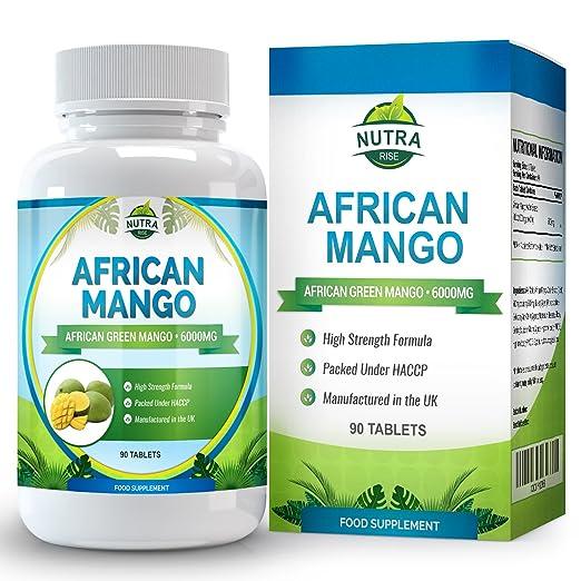 Mango africano adelgazar rapido