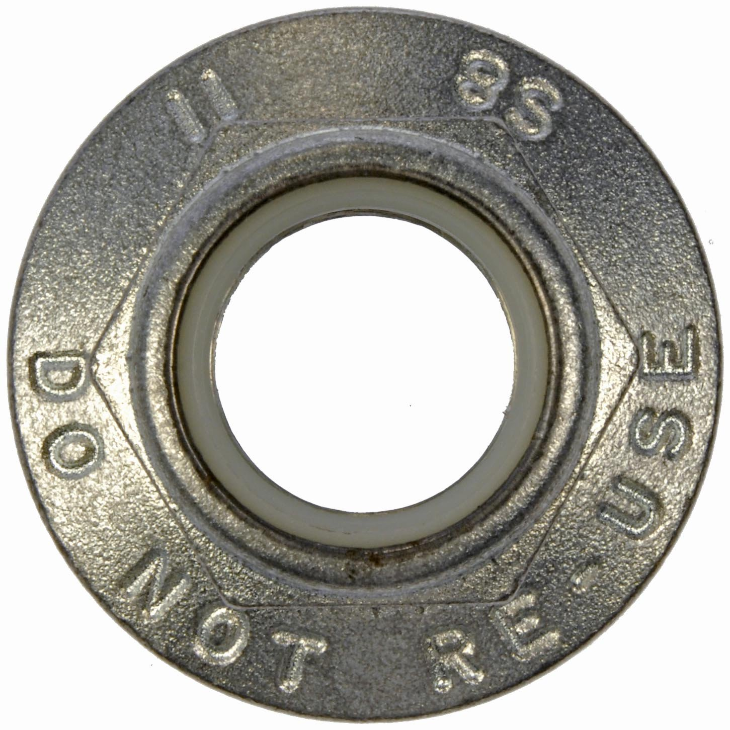 Dorman 615-186 Axle/Spindle Nut, (Pack of 2)