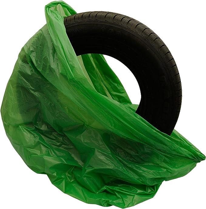4x Reifensäcke Xxl 100 X 100cm 1000x1000mm Reifentüten Reifenhüllen Reifenbeutel Reifentasche Bis 22 Auto