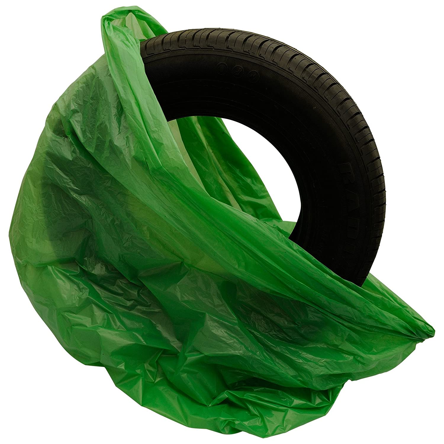 4x Tyre Bags XXL 100 x 100 cm // 1000x1000 mm Tyre Bags Tyre Covers Tyre Sac Tyre Case Up To 22' Haskyy