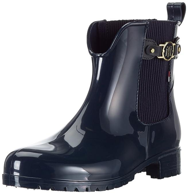 Tommy Hilfiger Damen O1285xley 9r Chelsea Boots