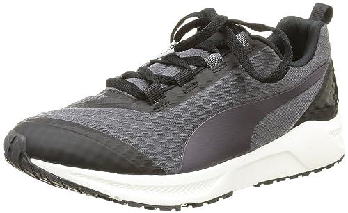 b4ece621c1dc9 Puma Ignite XT Core Wns - Zapatillas para Deportes de Interior de Material  Sintético para Mujer Negro Schwarz (Black-Periscope-White 03)  Amazon.es   Zapatos ...