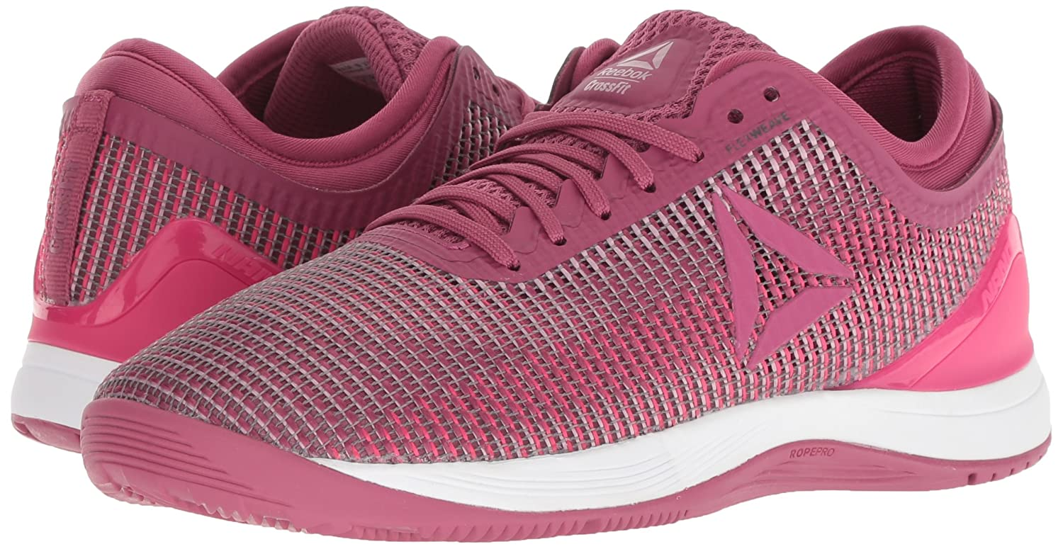 Reebok Women's Crossfit Nano 8.0 Flexweave Cross US|Twisted Trainer B077Z6LFMS 6 B(M) US|Twisted Cross Berry/Twisted Pink 41bafc