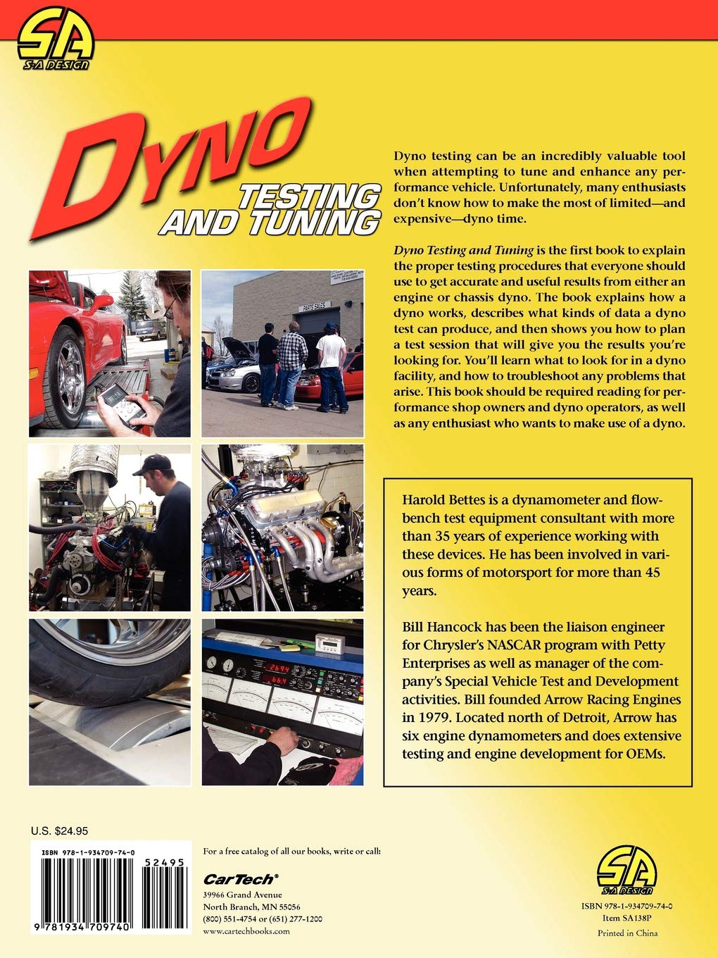 Buy Dyno Testing and Tuning Book Online at Low Prices in