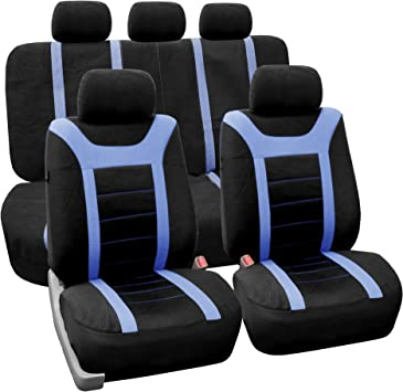 seat Back Removable Three-Point Installation Child car seat Sandwich mesh Easy to Carry seat backrest Cover