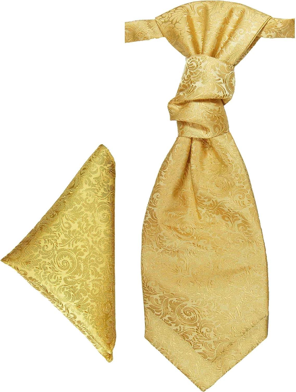 Paul Malone - Juego de corbata y pañuelo para boda (2 piezas ...