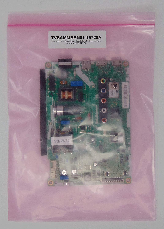 BN81-15726A Main Board//Power Supply Compatible with Samsung UN32J4000CFXZA Version BZ01
