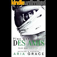 Plus que des Amis: Romance entre hommes (French Edition) book cover