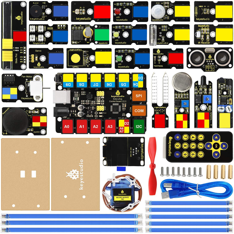 Arduino Kit KEYESTUDIO (7Q8G2PSB)