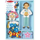 Melissa & Doug Magnetic Pretend Play - Julia 15164