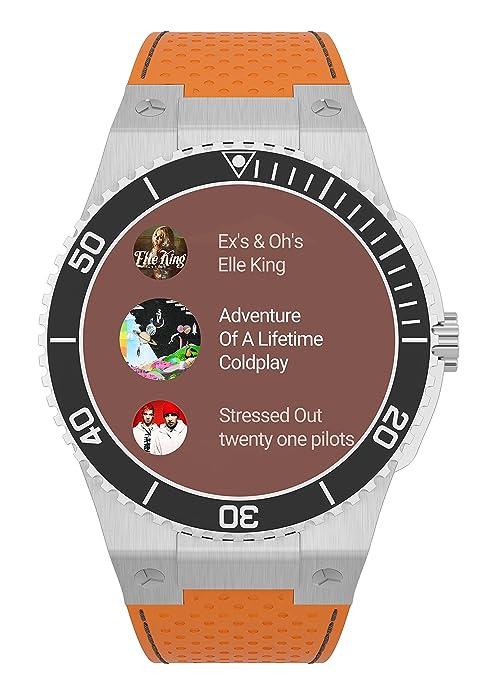 Squallmaster Mens Luxury Smartwatch