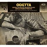 7 Classic Albums Plus [Audio CD] Odetta