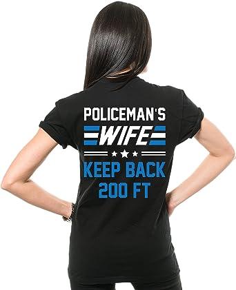 Silk Road Tees Regalo Camisa Policía del Divertidas de la ...