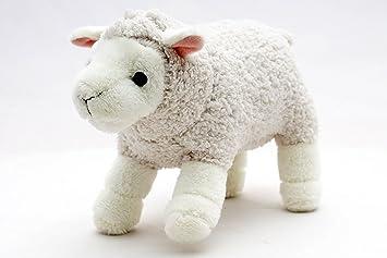 Oveja Casa oveja Ovejas color blanco * 18 cm * Peluche Oveja Peluche