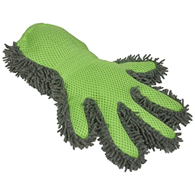 Detailer's Preference Eurow Microfiber Interior & Exterior Cleaning Glove: Automotive