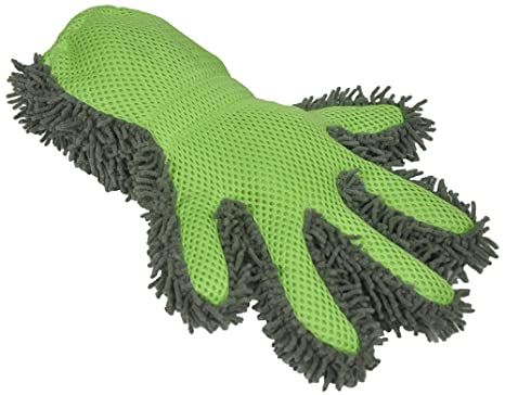 Car Care 2-Pieces Detailers Preference Eurow Microfiber Knobby Car Duster Set