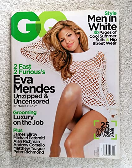 Eva mendes images uncensored suggest