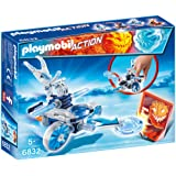 PLAYMOBIL 6832 - Frosty mit Disc-Shooter