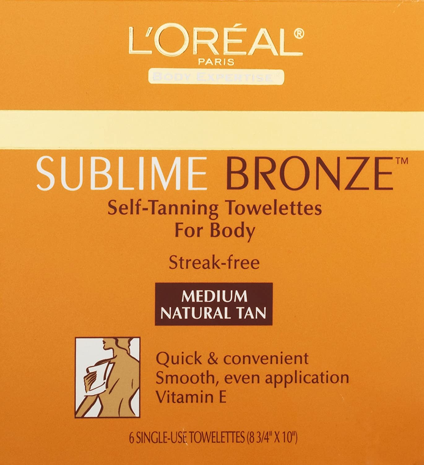 Amazon L Oreal Paris Sublime Bronze Self Tanning Body