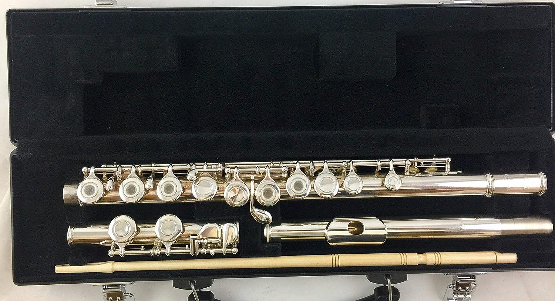 Yamaha YFL261 Open Hole Flute (Offset G)