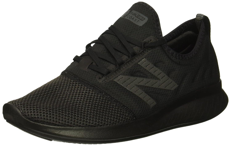 New Balance Women's Coast V4 FuelCore Running Shoe B075R3M441 12 D US|Black